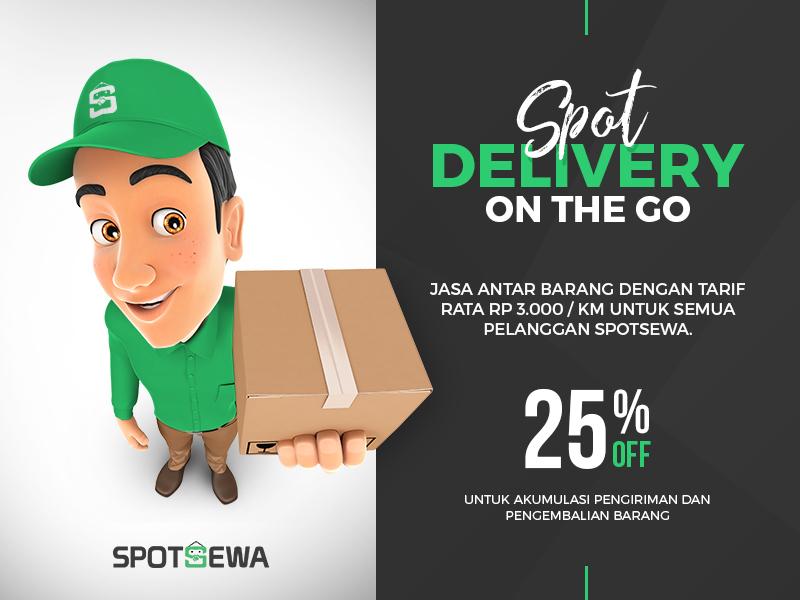 Spotsewa delivery spotdelivery