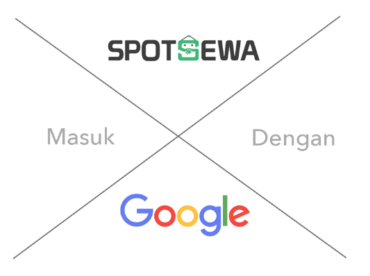 Spotsewa login google